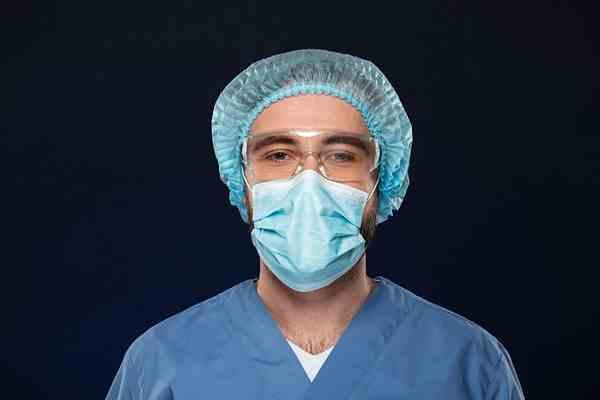máscara cirúrgica da china